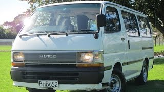 1992 Toyota Hiace 5 Speed Manual Diesel Van $NO RESERVE!!! $Cash4Cars$Cash4Cars$  ** SOLD **