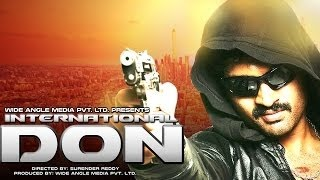 International DON - Full Length Action Hindi Movie