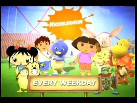 Nickelodeon Nick Jr. Promo This Playdate Has It All