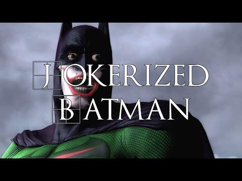 [PC] Injustice: Gods Among Us JOKERIZED Mod (Batman Custom DLC Skin)