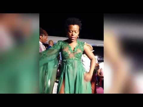 Xxx Mp4 Zodwa Wabantu Pantyless At Feather Awards 2017 3gp Sex
