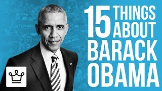 15 Things You Didn't Know About Barack Obama