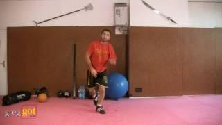 Musculation - Programme sans matériel