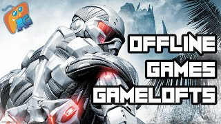 Top 10 Offline Gameloft Games for Android/IOS 2016 [AndroGaming]