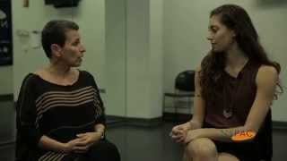 Download Jersey (New) Moves!  Arielle Petruzzella with mentor Carolyn Dorfman 3Gp Mp4