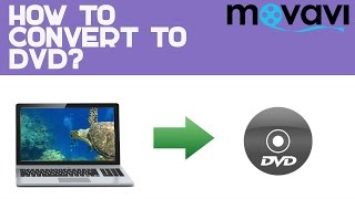 How to Convert a Video to a DVD Compatible Format? | Movavi Video Converter
