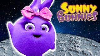 #Cartoon ★ Sunny Bunnies - Bunnies on the Moon ★ Funny Cartoons for Children