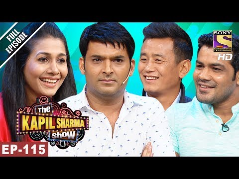 Xxx Mp4 The Kapil Sharma Show Ep 115 Night Of The Champions 24th June 2017 3gp Sex