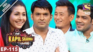 The Kapil Sharma Show - दी कपिल शर्मा शो - Ep - 115 - Night of the Champions - 24th June, 2017
