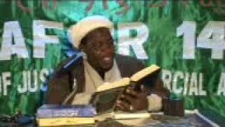 Imam Ali da yan Saqifa 3 tare da sheik bashir Kano