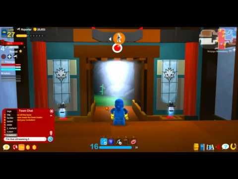LEGO Universe Ninjago Masters of Spinjitzu Part Five