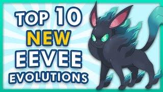 Top 10 Possible Eeveelutions in Pokemon