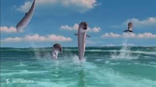 Madagascar (2005) - On the Beach Scene (4/10) | Movieclips