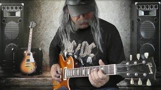 AC/DC - Emission Control - FULL GUITAR COVER from Rock Or Bust