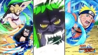 Naruto Shippuden Ultimate Ninja Blazing - 200 Ninja Pearl Summon   Wild Hurricane Banner