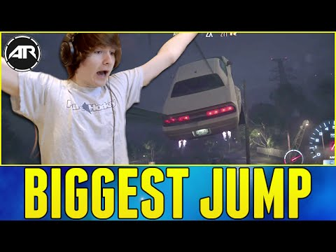 Need For Speed BIGGEST JUMP EVER