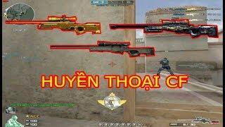 Crossfire : TOP 3 Khẩu Sniper Khét Tiếng 1 Thời Đột Kích   Huy Hai Huoc
