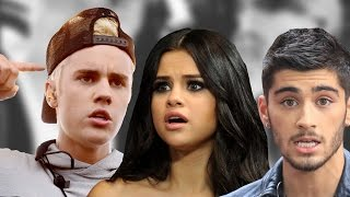 Justin Bieber Accuses Selena Gomez Of Cheating With Zayn Malik?!