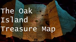 Oak Island Updates 2016 - A Treasure Map  Found