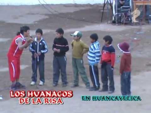 LOS HUANACOS DE LA RISA 2012 HUANCAVELICA 1 de 4