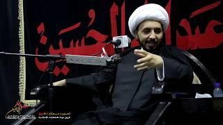 ترسيخ الإمام الرضا ع للعقائد الحقة ll الشيخ أحمد سلمان (17 صفر 1440هـ)