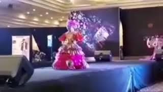 Baju Fashion Show Anak Batik Merak Juara