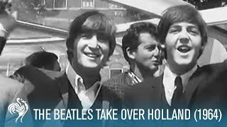 Beatles Take Over Holland (1964)