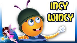 Incy Wincy Spider Nursery Rhyme for children | Cartoon Animation Songs & Nursery Rhymes For Kids