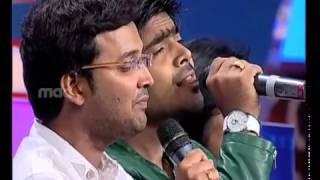 Anjana Sowmya Singing Snehithuda From Sakhi Movie