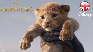 THE LION KING   2019 Live Action New Trailer   Official Disney UK
