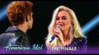 Katy Perry & Jeremiah Lloyd Harmon WOW Finale Performance | American Idol 2019