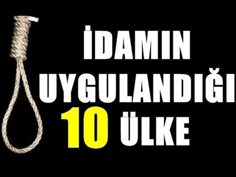 Günümüzde İdam Cezasını Uygulayan 10 Ülke