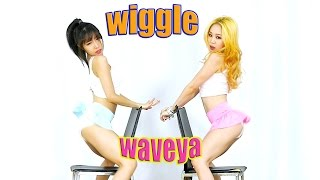 WAVEYA  sexy dance _ Jason Derulo -