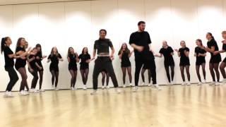 Major Lazer - Light it up Choreography by Radig Badalov │ Ivana Santacruz & HouseofRa