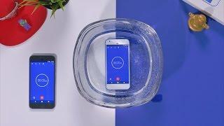Google Pixel - 1 Hour in Water