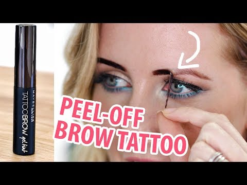 Xxx Mp4 NEW MAYBELLINE 3 DAY BROW TATTOO Review Demo 3gp Sex