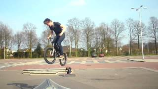 Daan van Wezel 2012 Slowmotion Bmx Edit