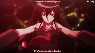 Akame ga Kill! Generique 1 et 2