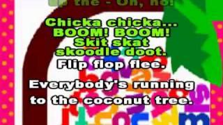 Chicka Chicka Boom Boom - alphabet song!..