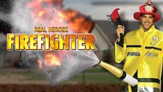 BURNING SENSATION - Real Heroes: Firefighter Gameplay