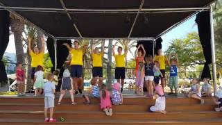 Mallorca 2016 Primasol Club Dance