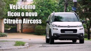 Novo Citroën Aircross 2016
