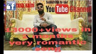 Tu meri rani ||  cover by rasa saini || album song by guru randhava