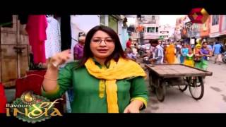 Flavours of India: Street food in Udaipur | 8th November 2014 | Full Episode
