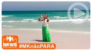 Graciele Farias - Bastidores da Gravação do Clipe (#MKnãoPARA)