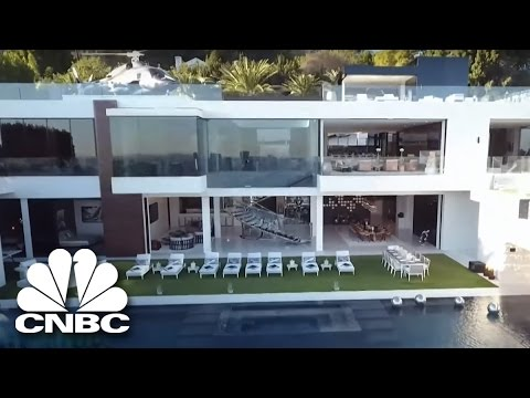 watch This Is The Most Expensive Home In America | Secret Lives Super Rich | CNBC Prime