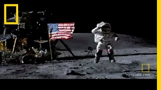 Direct from the Moon | National Geographic