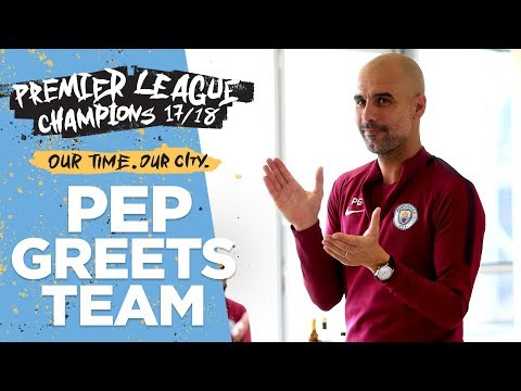 Xxx Mp4 Pep S Speech To Players Staff We Are All Champions 3gp Sex