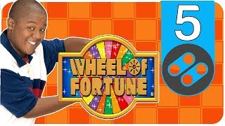 Wash your hands of Fish and Unicorns | Wheel Of Fortune #5 - Game Or Bust