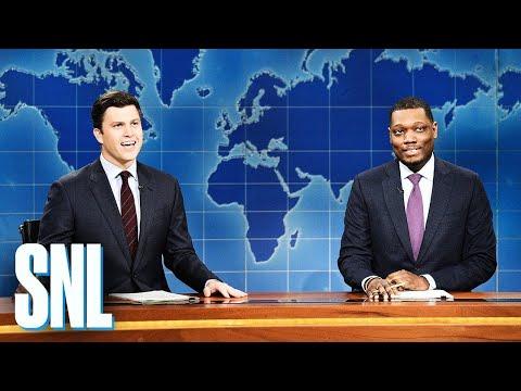 Xxx Mp4 Weekend Update Colin Jost And Michael Che Switch Jokes SNL 3gp Sex